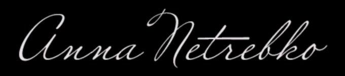 Oficiální stránky Anny Netrebko