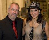 S režisérem legendární Traviaty z roku 2005  W. Deckerem, Bochum, 13. 9. 2009 (Foto: Christoph Mueller-Girod)