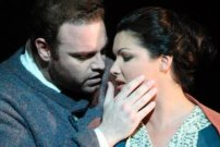 24. 5. 2009, Bayerisches Staatsoper, G. Puccini - Bohema (J. Calleja/Rodolfo, A. Netrebko/Mimi)