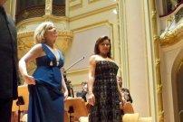 Koncert Laeiszhalle, 9. 9. 2009 - Ekaterina Semenchuk, Anna Netrebko
