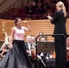 Koncert Paříž, Francie, 1. 10. 2009 -  A Netrebko - sopran, Keri-Lynn Wilson - dirigent