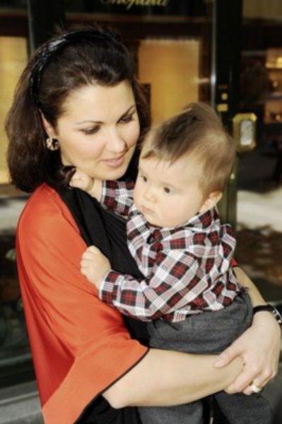Anna se synem